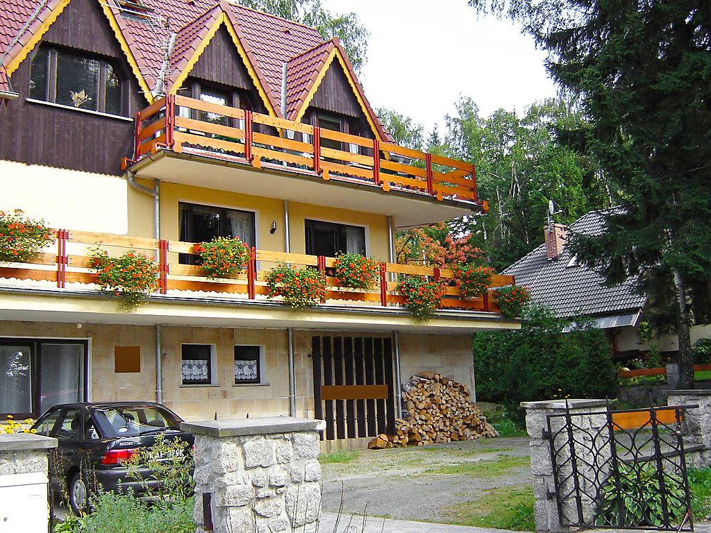 Ferienhaus Willa Petra Ferienhaus  Riesengebirge Polen