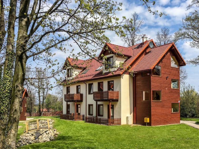 Nad Łomniczką in Karpacz - Sudetenland, Polen foto 919623