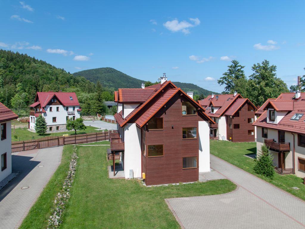Ferienwohnung Nad Lomniczka