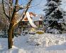 Casa de vacaciones Lawendowe Wzgórze, Zachelmie, Invierno