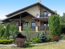 Powidz - Maison de vacances Smolniki Powidzkie