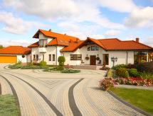 Powidz - Ferienhaus Polanowo