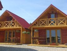 Mielno - Dom wakacyjny Villa Amber Gąski