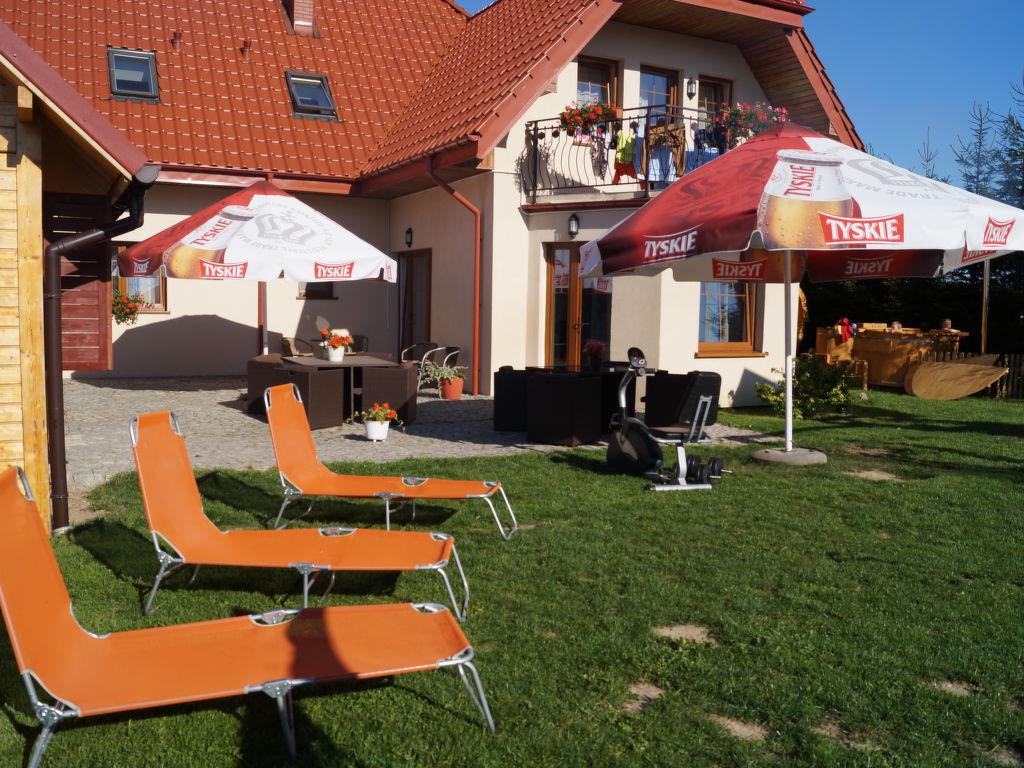 Ferienhaus Villa Amber Gaski