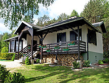 Parchowo-Karlowo - Ferienhaus Trzy Brzozy