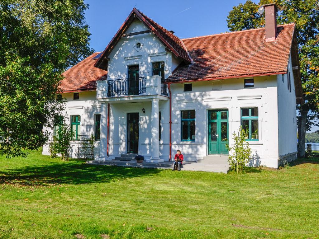 Ferienhaus Jeziernik Ferienhaus in Polen