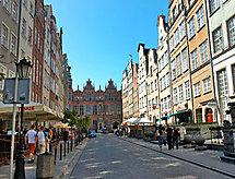 Gdansk - Appartement Piwna