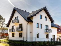 Jastrzebia Gora - Appartement Willa w Rozewiu