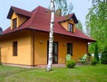 Sasino - Ferienhaus Borowikowa