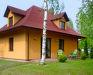 Casa de vacaciones Borowikowa, Sasino, Verano