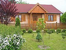 Mogilno mit Garten und Terrasse