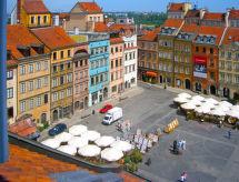 Warszawa - Apartamento Rynek Starego Miasta