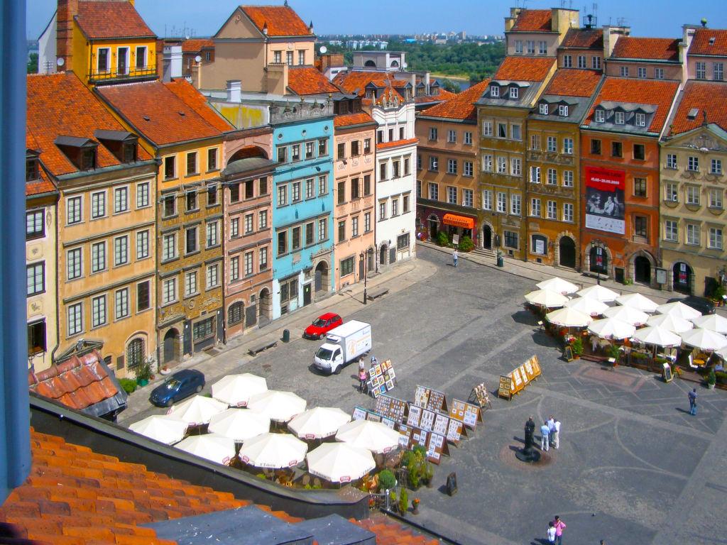 Ferienwohnung Rynek Starego Miasta Ferienwohnung in Polen