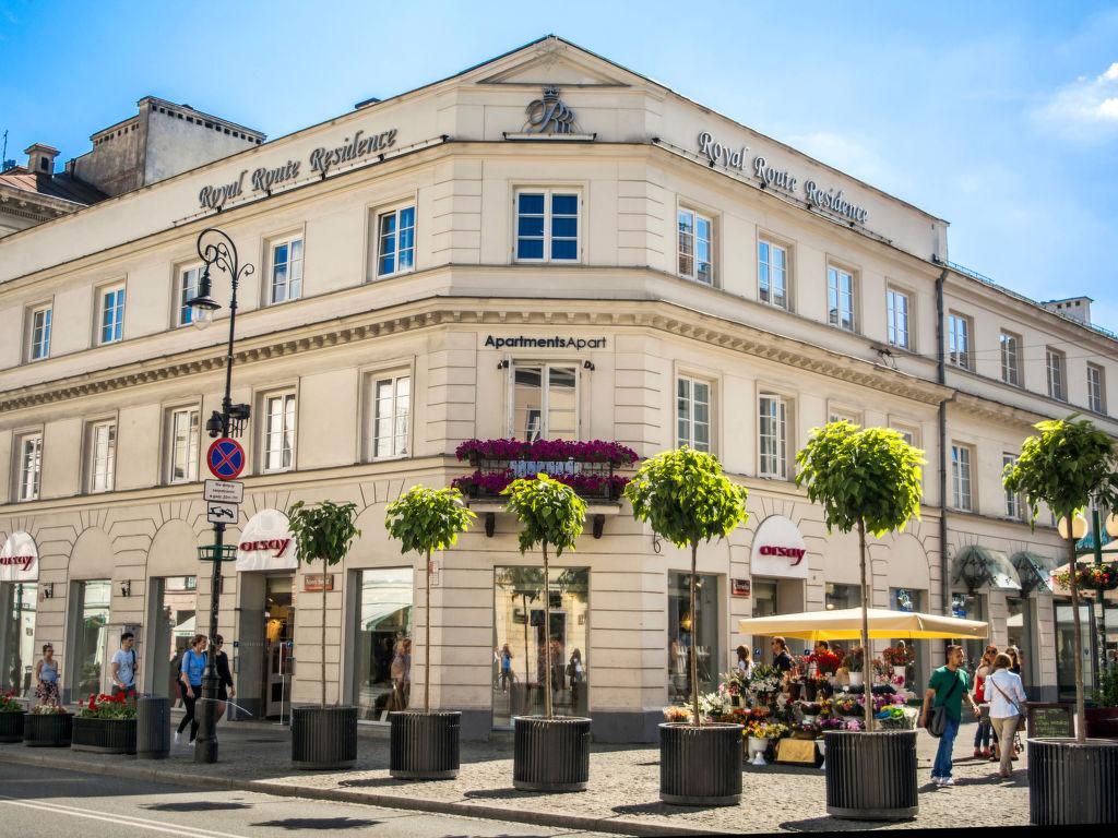 Ferienwohnung Royal Route Residence Ferienwohnung in Polen