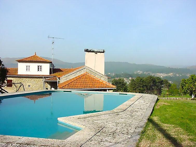 Casa di vacanze Qta da Granja VP Ancora V Castelo con forno und lavastoviglie