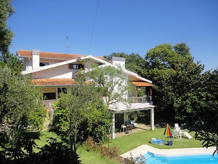 Tatil Evi Casa Gondomar balkonlu ve Park yeri ile