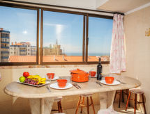 Ericeira - Ferienwohnung apartamento vista ericeira
