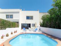 Colares - Maison de vacances Reihenhaus mit Pool (CLE203)