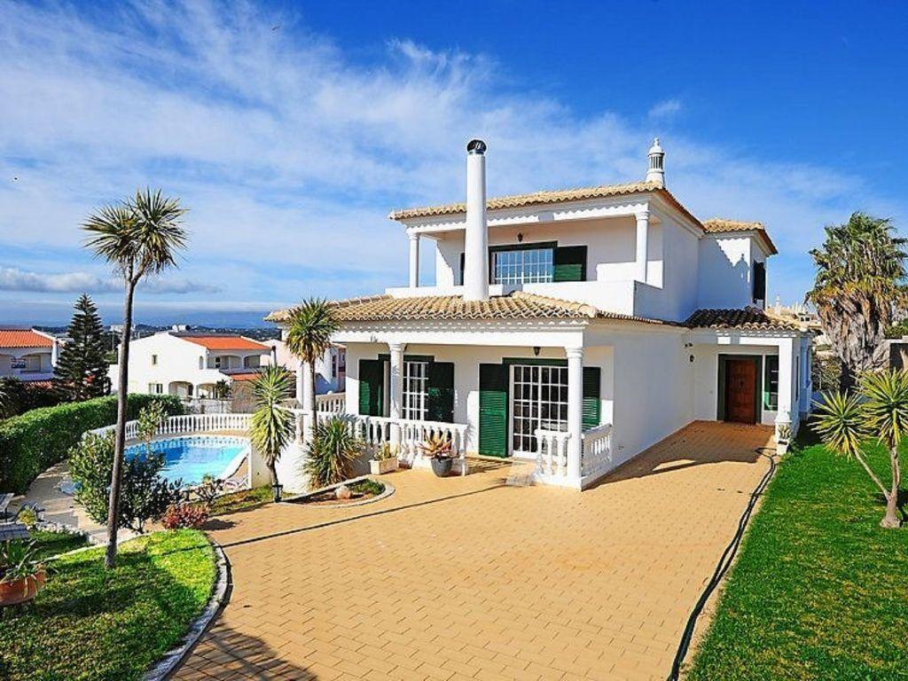 ferienhaus ferragudo 6 personen portugal algarve 648961. Black Bedroom Furniture Sets. Home Design Ideas
