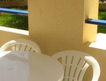 Porches - Ferienwohnung Apartamento T1 no R/chao