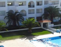 Porches - Appartement APT/T1 com vista mar Bloco 1 1ºB