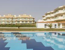 Porches - Ferienwohnung APT/T1 vista mar e piscina 1 r/ch C