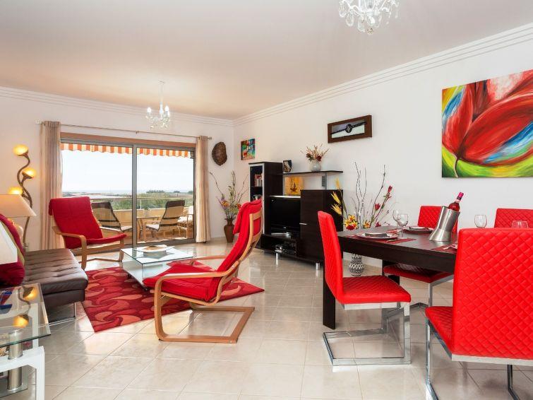 Appartement Mira Praia avec terrasse et télé