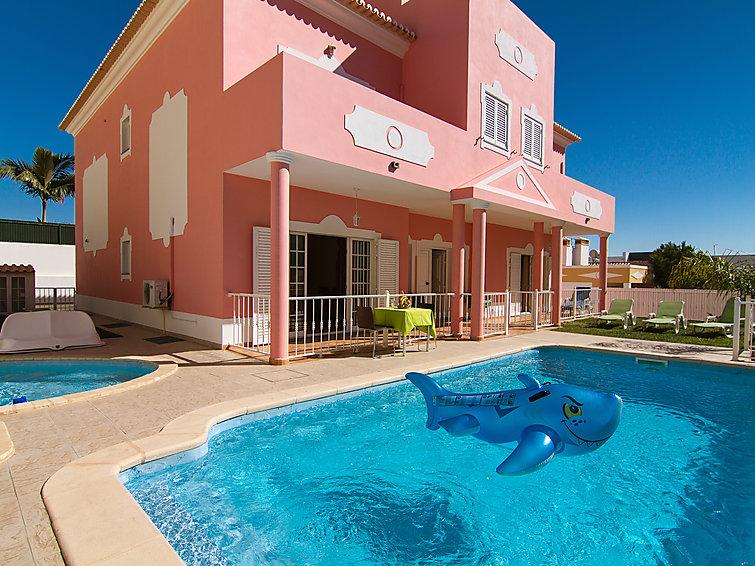 met je hond naar dit vakantiehuis in Albufeira