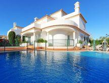 Albufeira - Casa de vacaciones Villa Albufeira Town