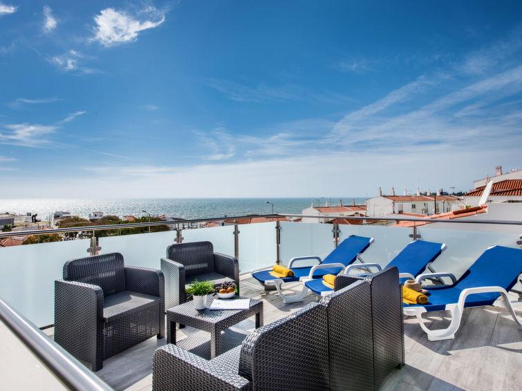 Villa Albufeira OCEAN VIEW Accommodation in Albufeira