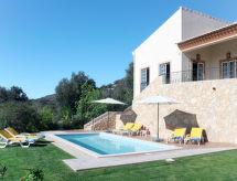 Santa Bárbara de Nexe - Dom wakacyjny Casa da Monte (SBN170)
