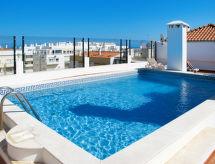 Monte Gordo - Apartment Ferienwohnung mit Pool (MGD110)