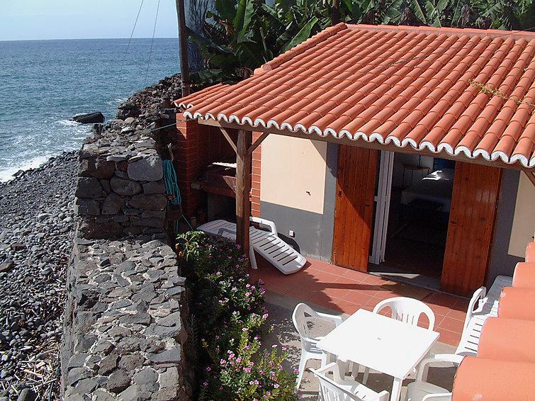 Casa di vacanze Casa Faja dos Padres con terrazza und tv