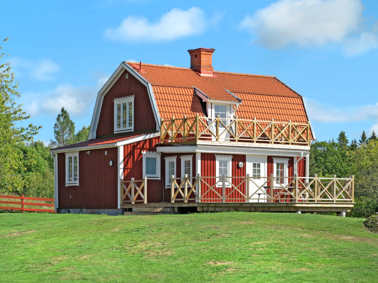 Ferienhaus Örnshult (SND155)