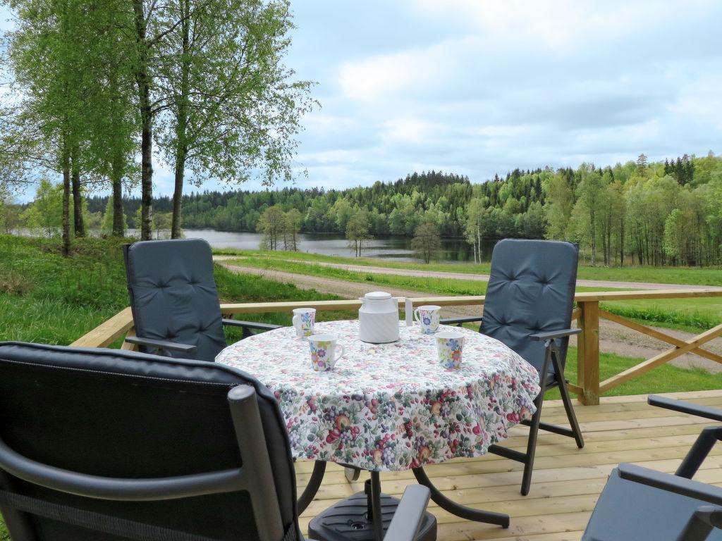Ferienhaus Mjöhult Utsikten (HAL020) (2649045), Ätran, Hallands län, Südschweden, Schweden, Bild 12