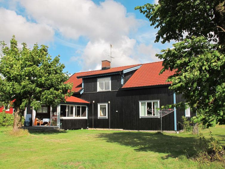 Ferienhaus Enerhögen Flädern BOH030