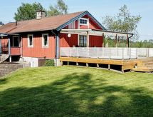 Edsbruk - Vakantiehuis Västervik
