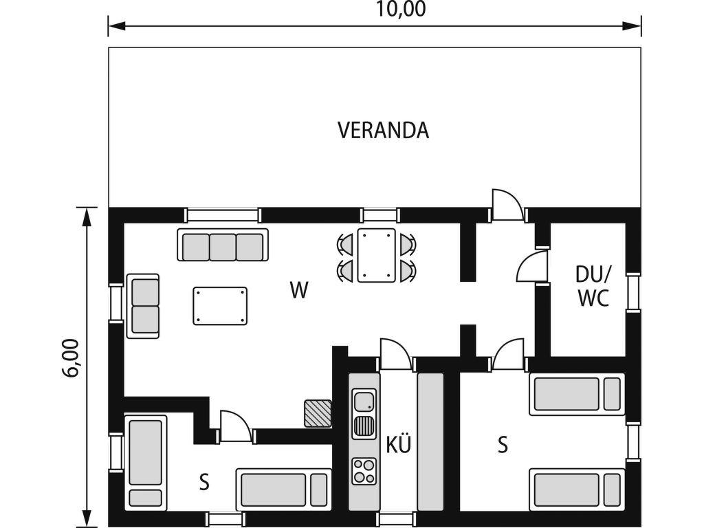 Ferienhaus Järnemåla Margaretetorp (SND065) (112650), Östra Ed, Östergötlands län, Südschweden, Schweden, Bild 2
