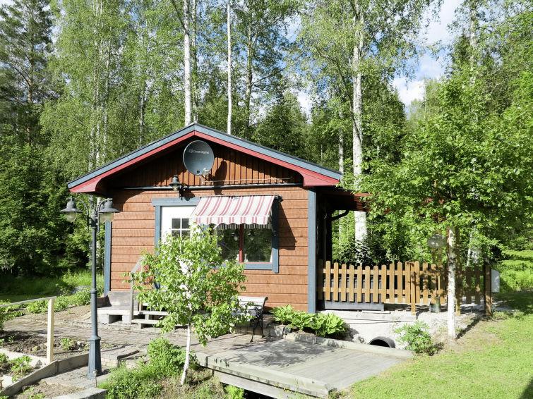 Ferienhaus Dådran Bävern