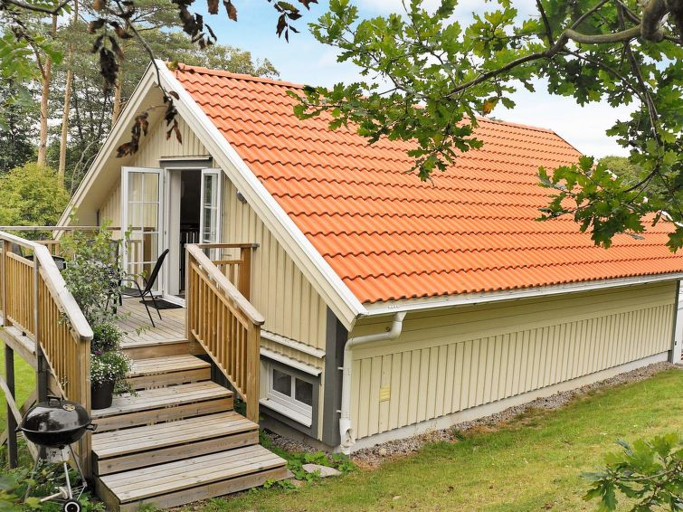 met je hond naar dit vakantiehuis in Fjällbacka