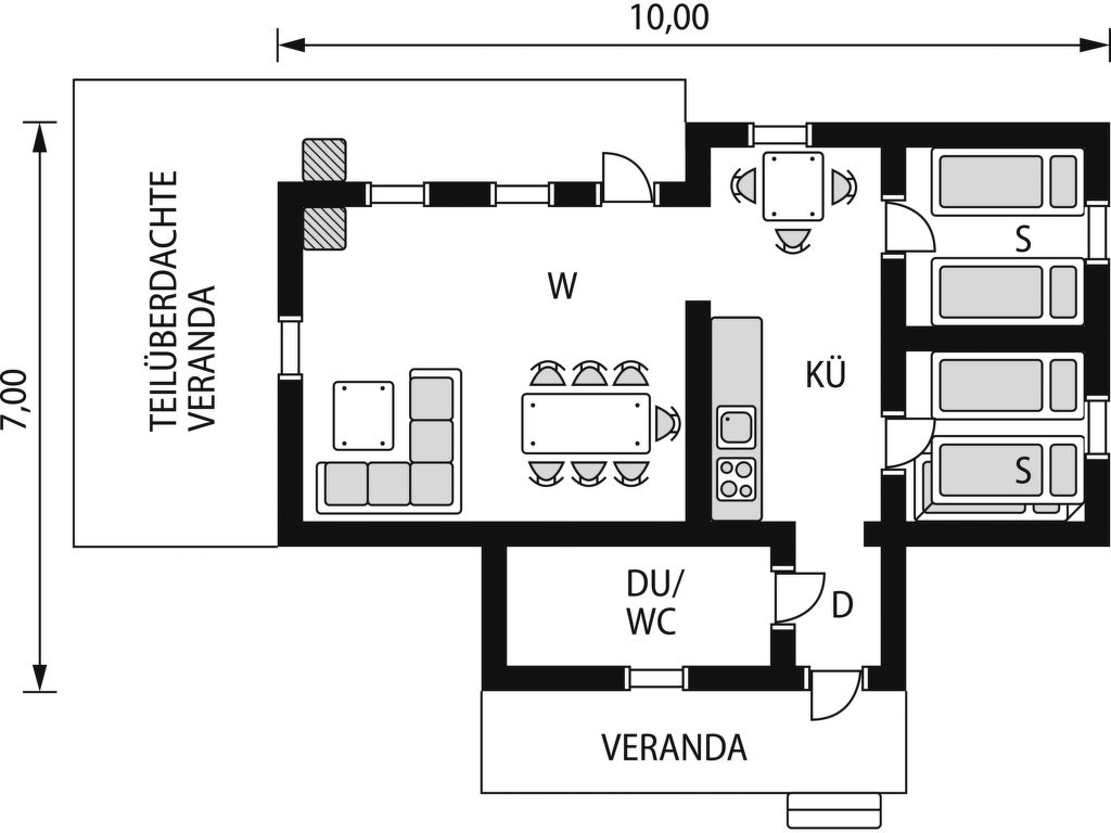 Ferienhaus Bengtstorp (VML205) Ferienhaus in Schweden