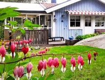 örn/Skåpesund für Nordic-Walking und mit Garten