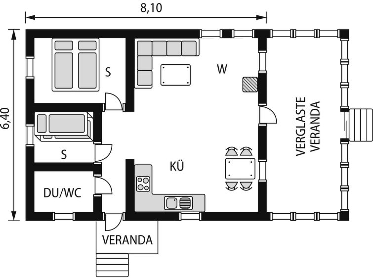 Skärvudde Huset (SND084) - Chalet - Kalvsvik