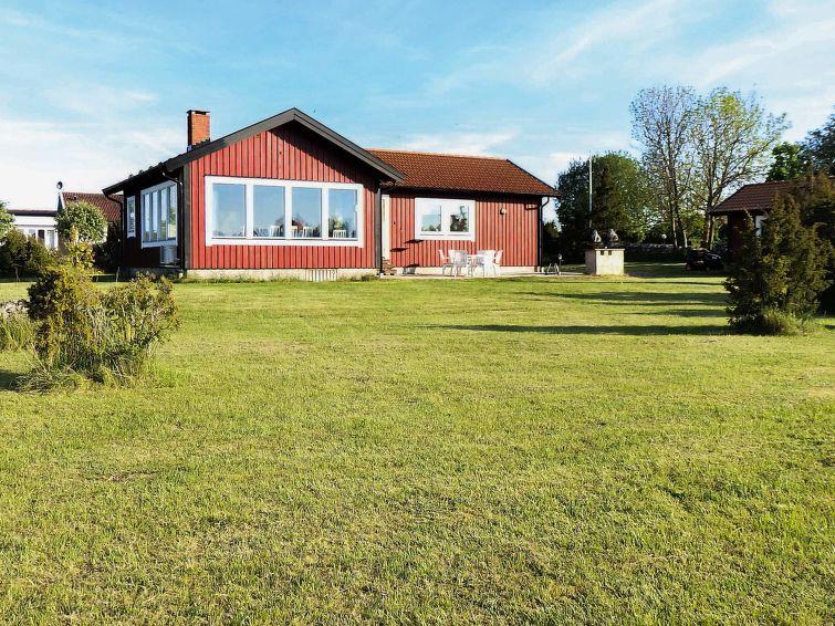 met je hond naar dit vakantiehuis in Köpingsvik