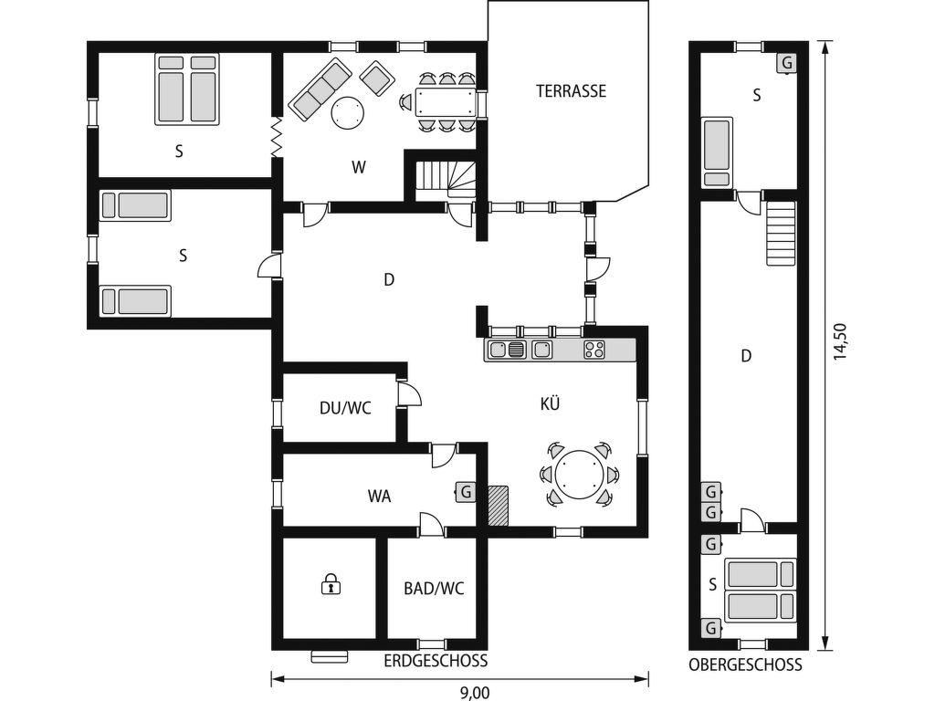 Ferienhaus Gustafsberg  (VGT141) (2690586), Länghem, Västra Götaland län, Westschweden, Schweden, Bild 12