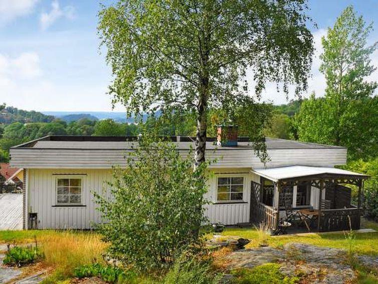 met je hond naar dit vakantiehuis in Ljungskile