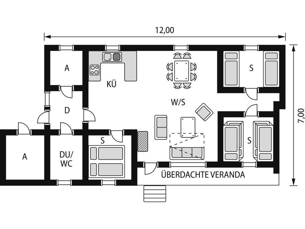 Ferienhaus Lofsdalen Lavskrikan (HJD030) (2649052), Lofsdalen, Jämtlands län, Nordschweden, Schweden, Bild 2