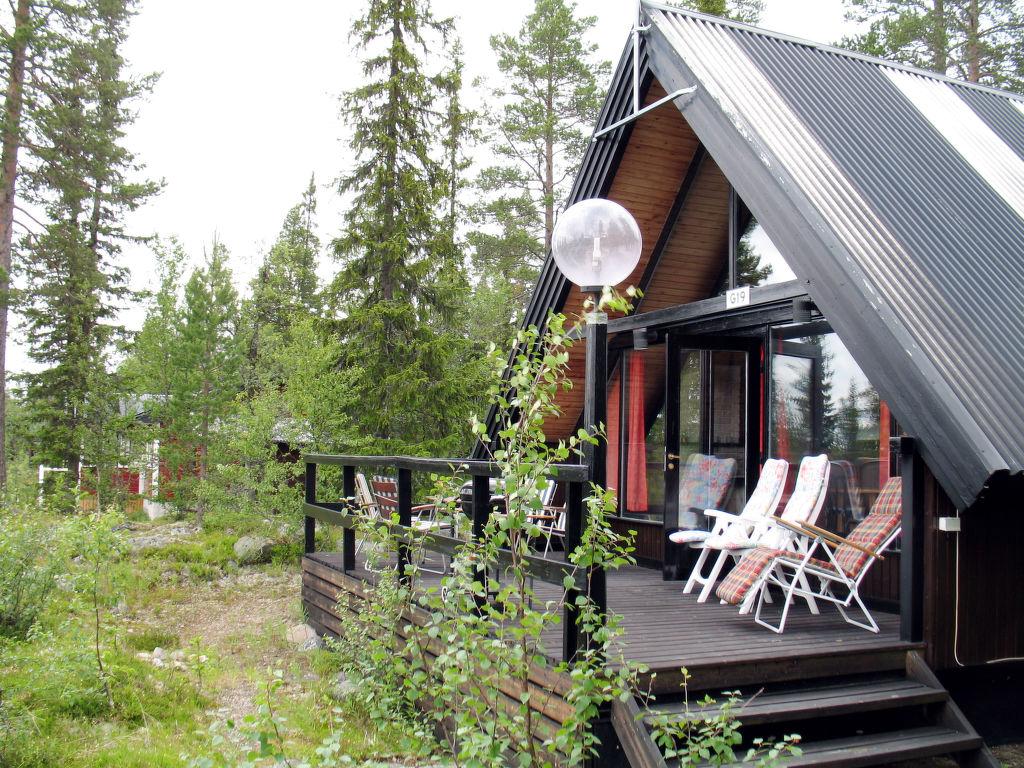 Ferienhaus Lofsdalen Fjällbörken (HJD054) (2649054), Lofsdalen, Jämtlands län, Nordschweden, Schweden, Bild 11