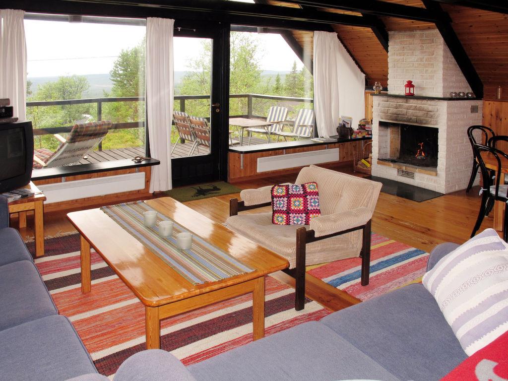 Ferienhaus Lofsdalen Fjällbörken (HJD054) (2649054), Lofsdalen, Jämtlands län, Nordschweden, Schweden, Bild 6