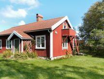 Skalhamn con permiso de mascotas y reproductor dvd
